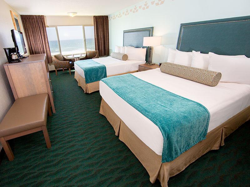 Double Queen Deluxe Oceanfront Chinook Winds Casino