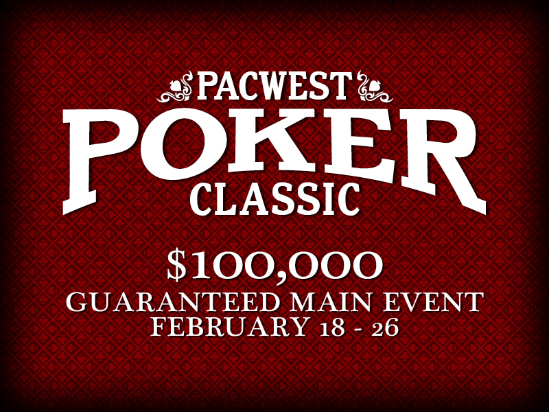 Pacwest Poker Classic