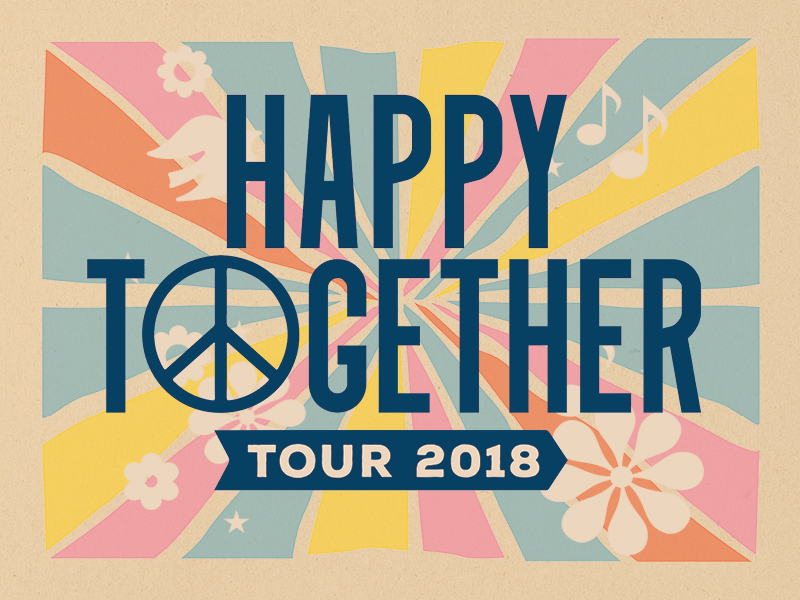 Happy Together Tour  Winds Casino