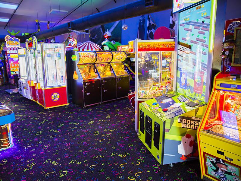 Online Arcade Game Guide - Arcade Casino Games